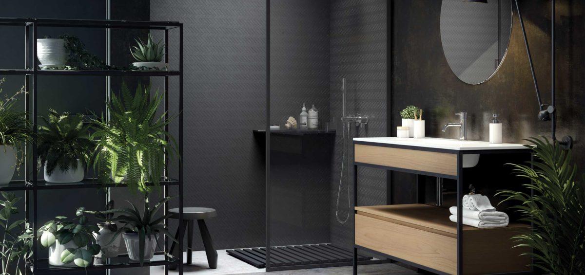 Los muebles en metal que son todo un acierto para tu decoración