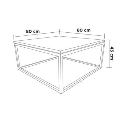 medidas mesa de centro mediterráneo