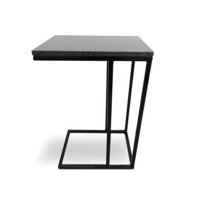mesa auxiliar granito negra