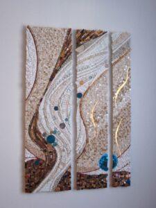mosaico cuadros decorativos