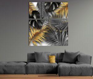 simetría cuadros decorativos