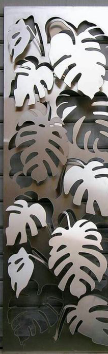 figuras decorativas hojas