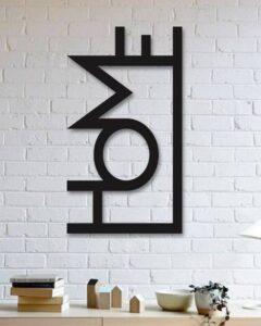 letrero personalizado metálico