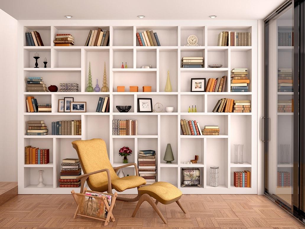 Cómo Organizar tu Librero y Darle un Toque Decorativo