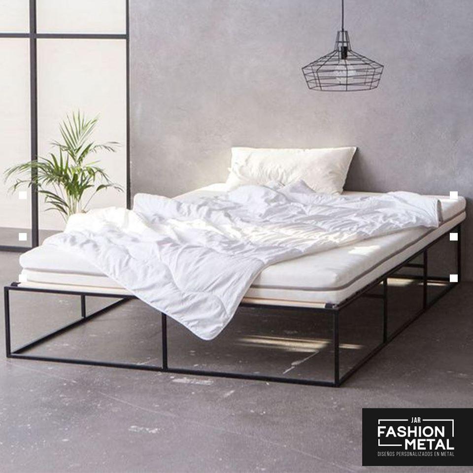 ¿Por qué es un acierto comprar bases de cama metálicas?